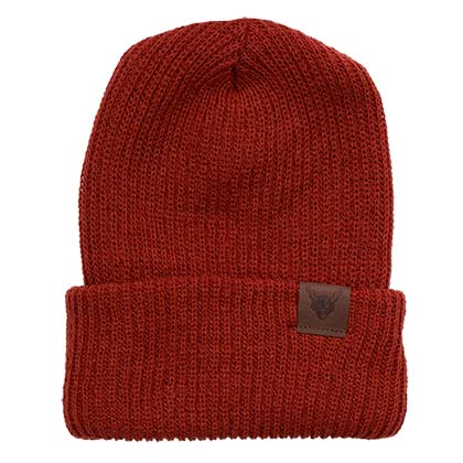 Stone Brewing Knit Red Beanie