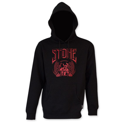 Stone Brewing Co. Crusher Hoodie