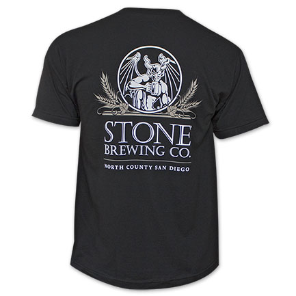 Stone Brewing Co. North County T-Shirt - Black