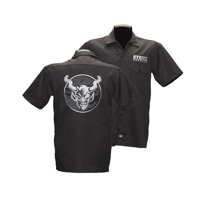 Stone Brewery Black Work Shirt