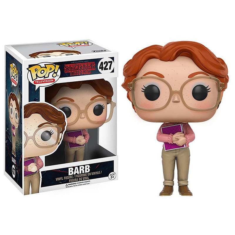 Stranger Things Barb Funko Pop Vinyl Figure