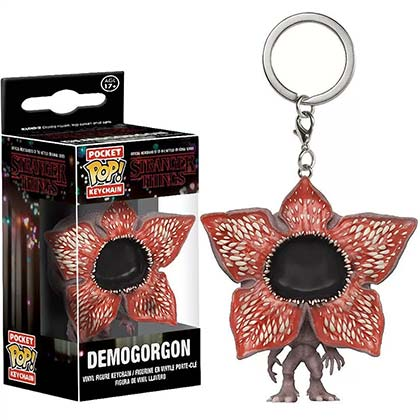 Funko Pop Stranger Things Demogorgan Pocket Keychain