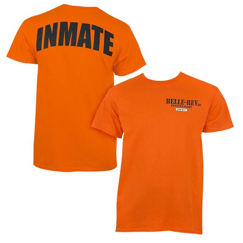 Suicide Squad Orange Prisoner T-Shirt | SuperheroDen.com