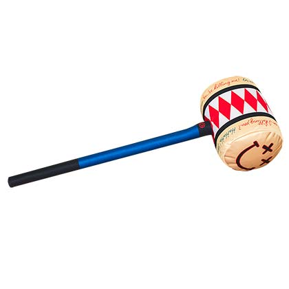 Suicide Squad Harley Quinn SWAT Cosplay Mallet