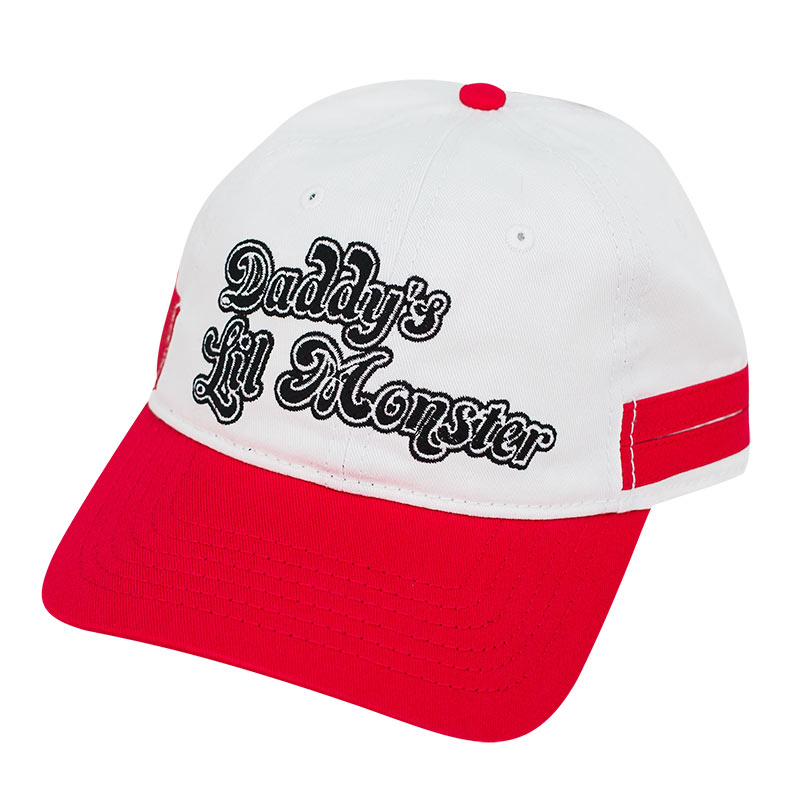 78eb51262dccf item was added to your cart. Item. Price. Suicide Squad White Daddy s Lil  Monster Adjustable Hat