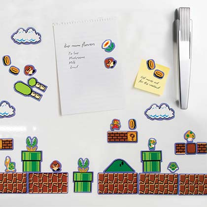 Super Mario Bros. Magnetic Set
