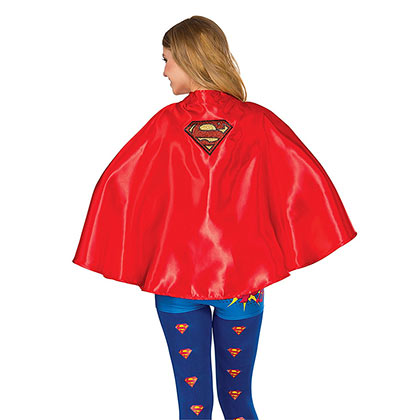 Supergirl Red Women's Cape