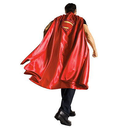 Superman Red Men's Deluxe Cape