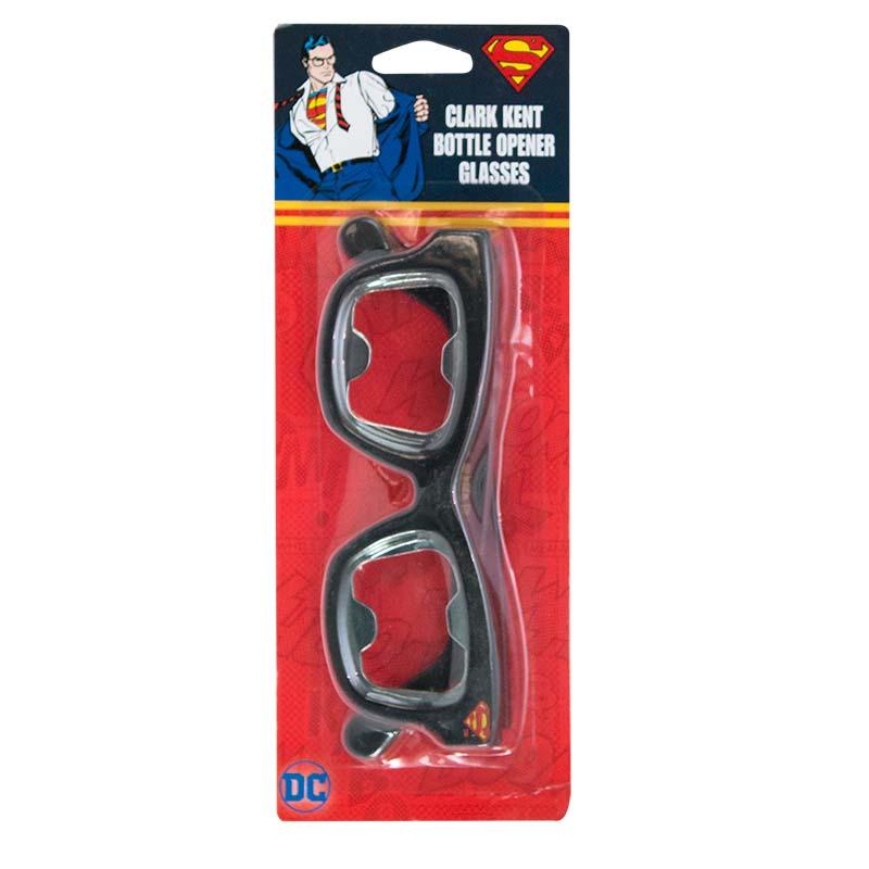 Superman Clark Kent Glasses Costume Bottle Opener