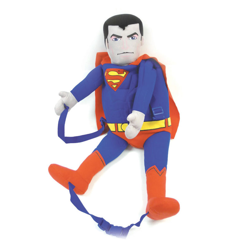 Superman DC Comic Backpack Buddy