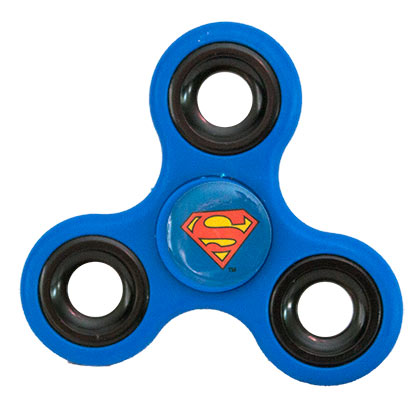 Superman Superhero Fidget Spinner