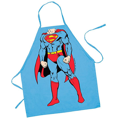 Superman Youth Cooking Apron