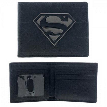 Superman Black Badge Wallet