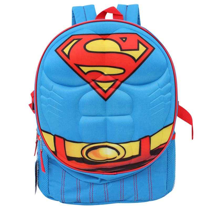 Superman Costume Backpack