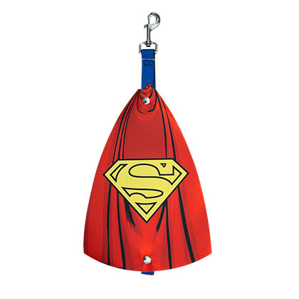 Superman Cape Pet Leash