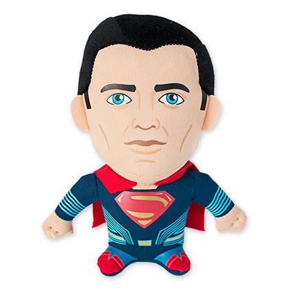 Batman V Superman Blue And Red Superman Plush Doll