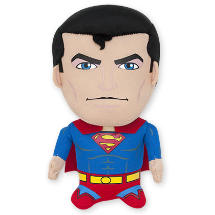 Superman Blue And Red Plush Doll