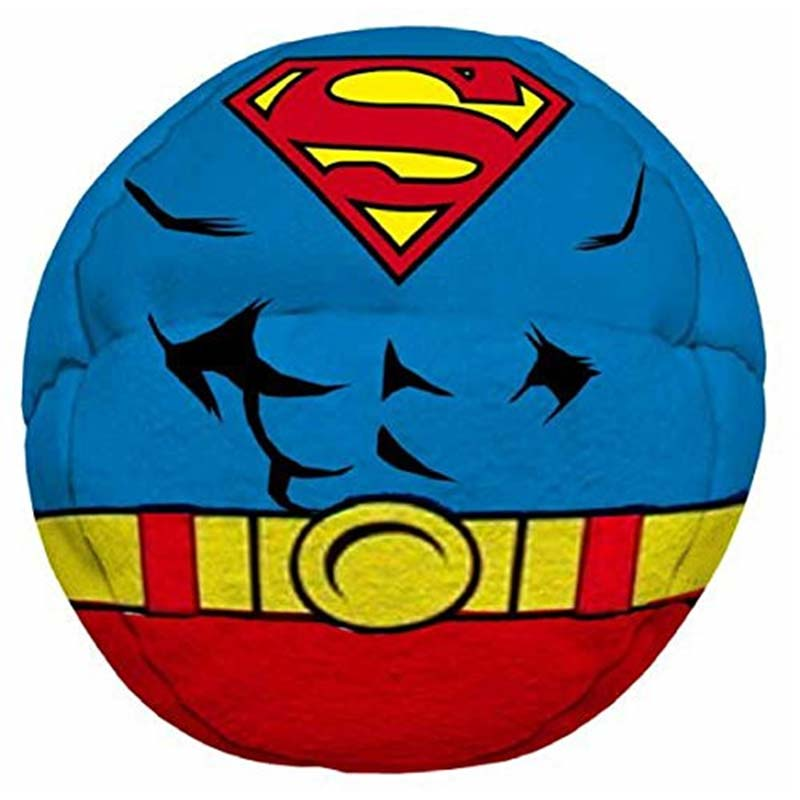 Superman Indestructible Suede Hacky Sack