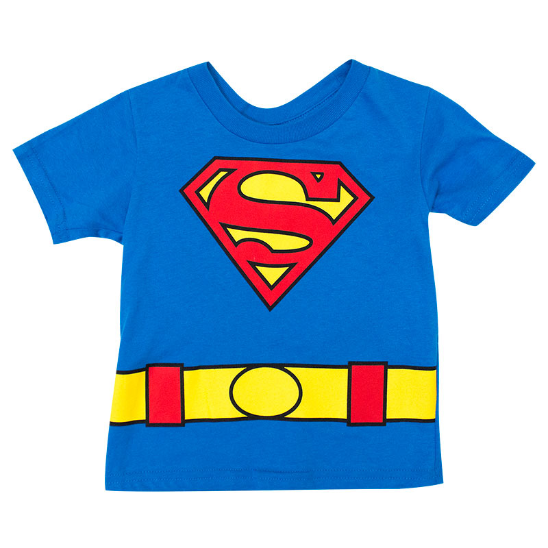 92c7fbdf0 item was added to your cart. Item. Price. Superman Blue Toddler's Costume T- Shirt
