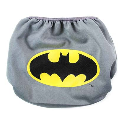 Batman Superhero Diaper