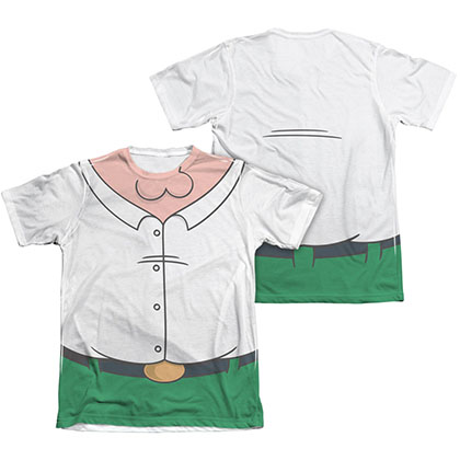 Family Guy Peter Costume Sublimation T-Shirt