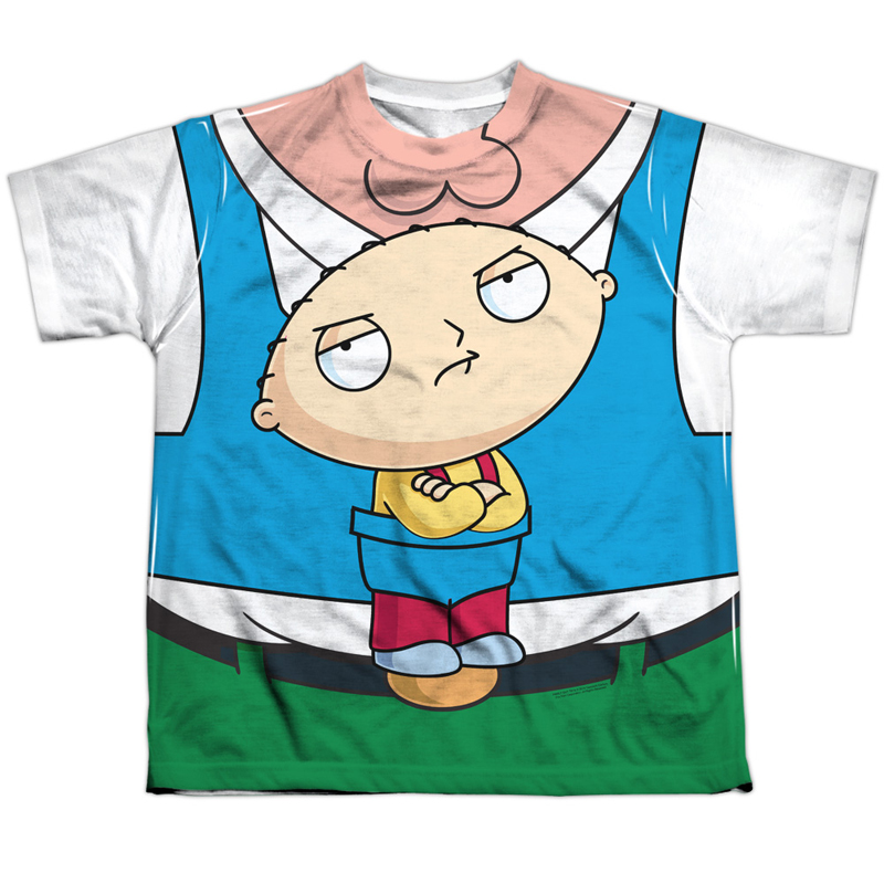 Family guy stewie baby carrier youth costume tee tvmoviedepot family guy stewie baby carrier youth costume tee altavistaventures Image collections