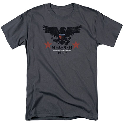 MASH Eagle Gray T-Shirt