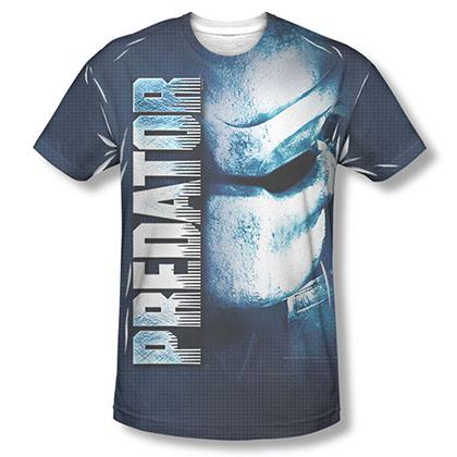 Predator Mask Sublimation T-Shirt