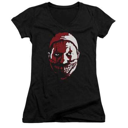 American Horror Story The Clown Women's V-neck Tshirt