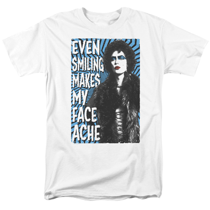 Rocky Horror Picture Show Face Ache Tshirt