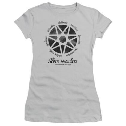American Horror Story Seven Wonders Women's Tshirt