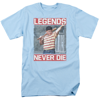 The Sandlot Legends Never Die Tshirt