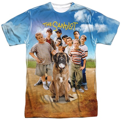 The Sandlot Poster Tshirt