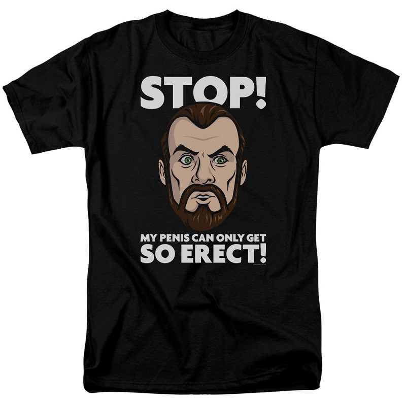 Archer Krieger Erect Tshirt