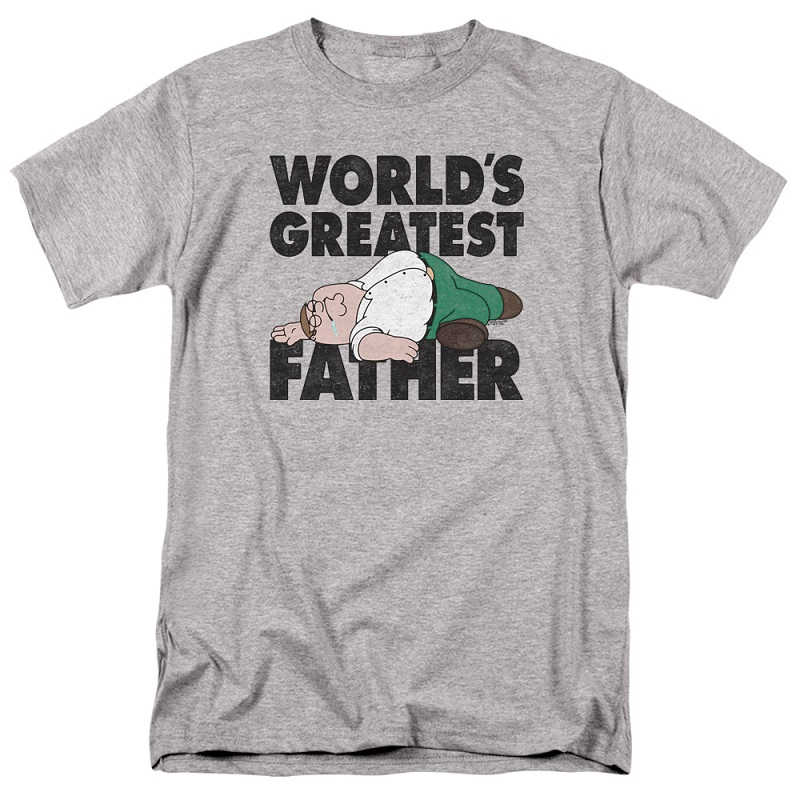 Family Guy Worlds Greatest Father Tshirt