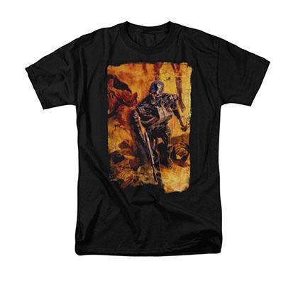 The Terminator Bodies Black T-Shirt