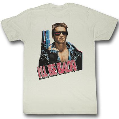 Terminator I'Ll Be Back T-Shirt