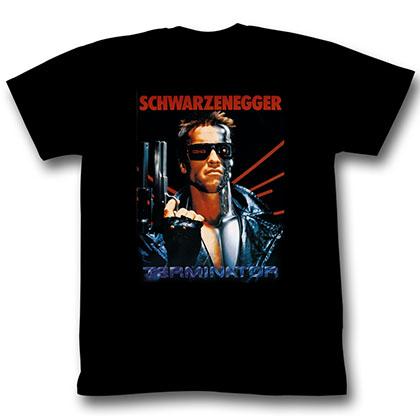 Terminator Schwarz T-Shirt