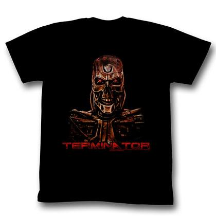 Terminator Code Red T-Shirt
