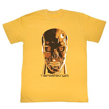 Terminator Creepy Face T-Shirt