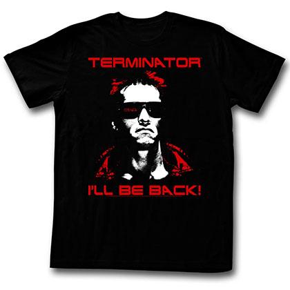 Terminator Same Ol' T T-Shirt