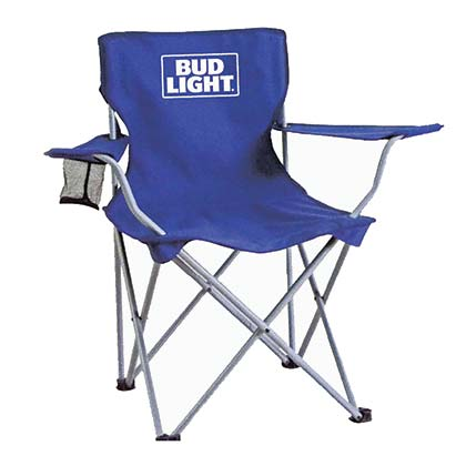 Bud Light Camping Chair