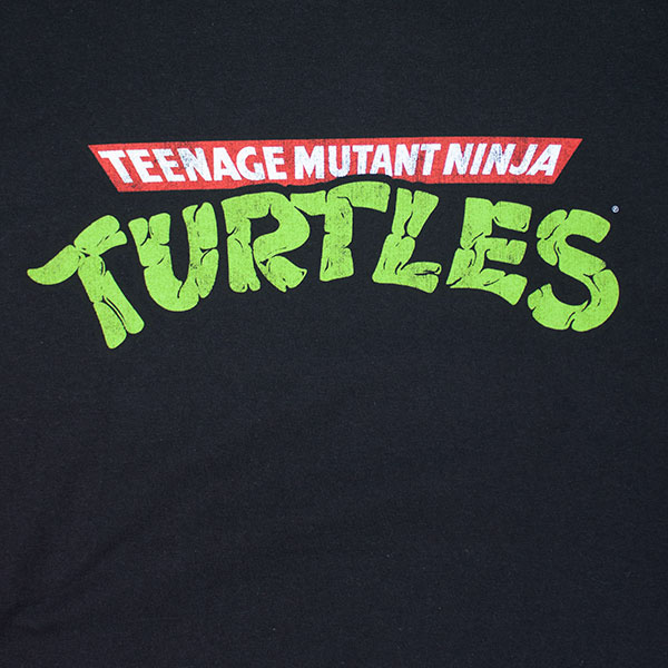 TMNT Classic Tee Shirt - Black