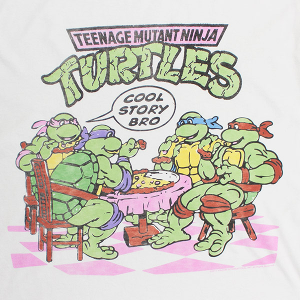 Teenage Mutant Ninja Turtles Cool Story Bro Shirt