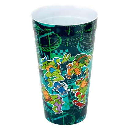 Teenage Mutant Ninja Turtles Plastic Tumbler Cup