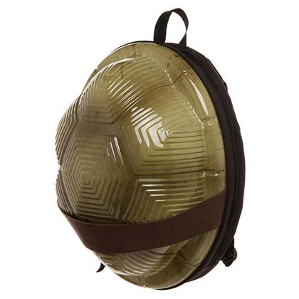 Teenage Mutant Ninja Turtles Hard Shell Backpack