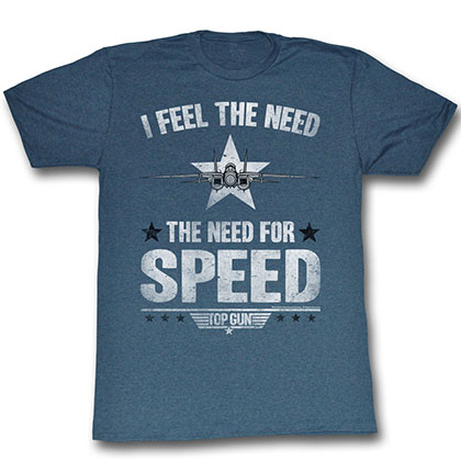 Top Gun Need For Speed T-Shirt