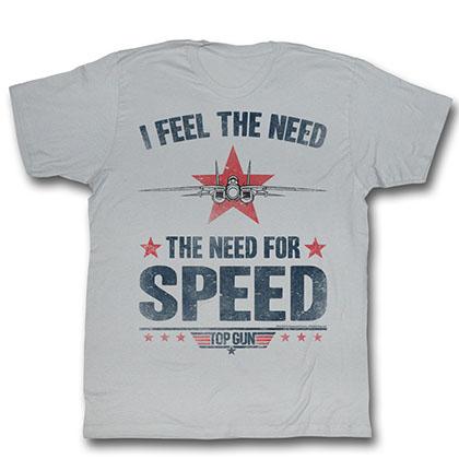 Top Gun Needing Speed T-Shirt