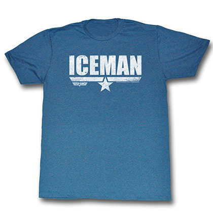 Top Gun Ice Man T-Shirt