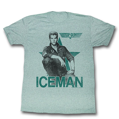 Top Gun Iceman T-Shirt